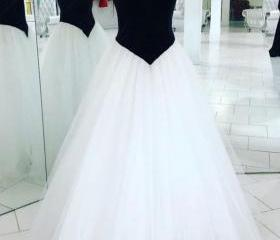 SIMPLE TULLE LONG PR..