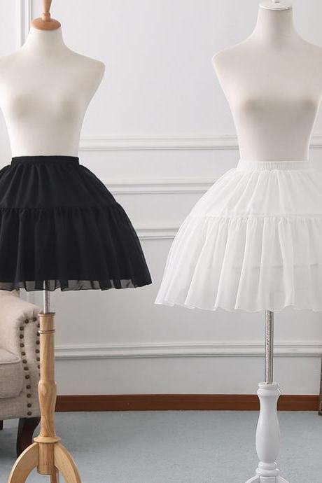 Cosplay Daily, Fishbone Skirt, Lolita, Adjustable, Carmen Petticoat